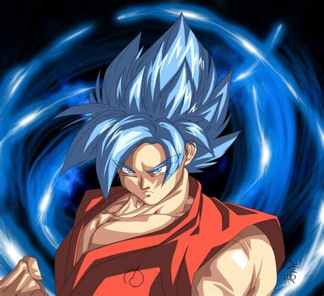 super saiyan god super saiyan goku wallpapers wallpaper cave