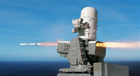 The Us Navy's Supersonic Searam Missile System Could Be