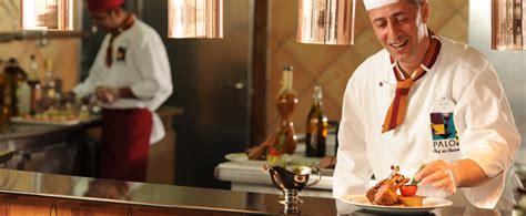 chef de cuisine description chef de cuisine for palo restaurant disney cruises