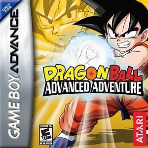 Dragonball Z The Legacy Of Goku Rom Gameboy Advance