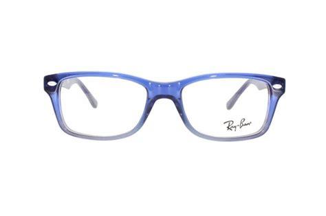 ray ban brille ry    blau