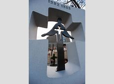 Photos of New Holodomor Memorial at St Demetrius