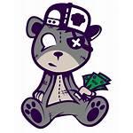 Cartoon Hustla Behance Graffiti Characters Drawing Dope