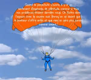 dessin de mariage saut en parachute ceci n 39 est pas un bd