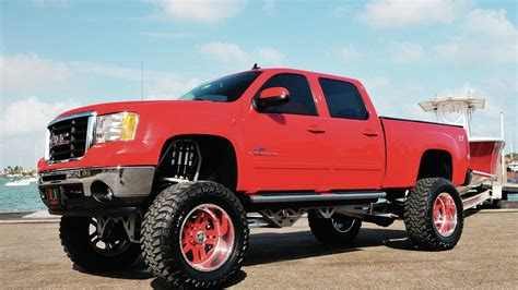 Lifted Truck Wallpapers Group (53