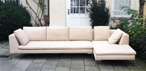 b b italia canap b b italia charles sofa schlicht designmöbel