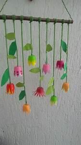 Blumen Basteln Fensterdeko : aus der kreativwerkstatt sehen diese blumen nicht zauberhaft aus als deko am fenster oder an ~ Markanthonyermac.com Haus und Dekorationen