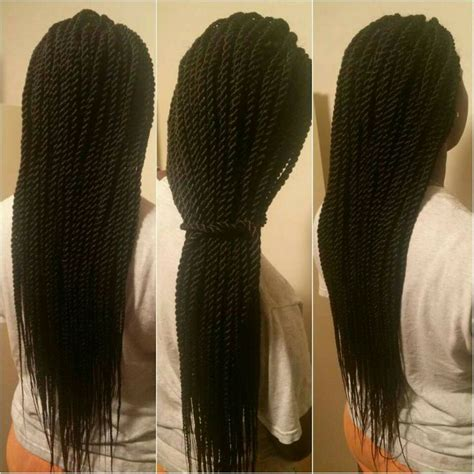 rope twist braidsbyguvia  twists pinterest