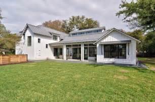 one story farmhouse modern farmhouse farmhouse exterior by redbud custom homes