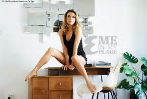Natalie Zea in Esquire Me In My Place - The Wet DreamZ