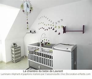 Luminaire Chambre Garçon : luminaire enfant th me l phant ~ Teatrodelosmanantiales.com Idées de Décoration