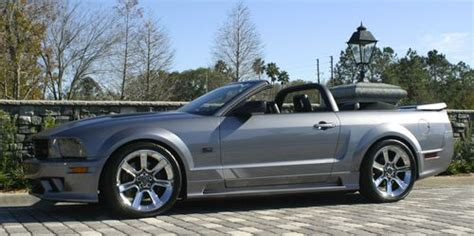 Purchase Used 2006 Ford Saleen Mustang Convertible