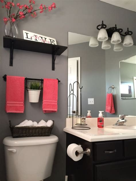 Grey And White With Pops Of Color All Over