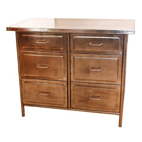 chest of drawers vintage industrial chest of drawers on antique row Industrial