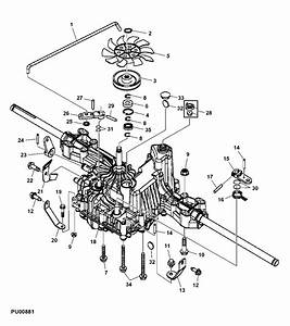 John Deere D105 Parts Diagram