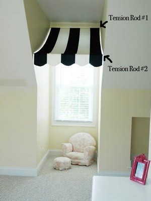 differentact normal diy awning window treatment