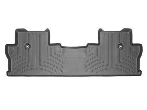 weathertech floor mats honda accord 2017 weathertech floor mats floorliner for honda ridgeline 2017 2nd row black ebay
