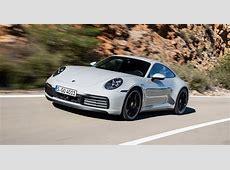 2020 Porsche 911 Carrera S first drive review The