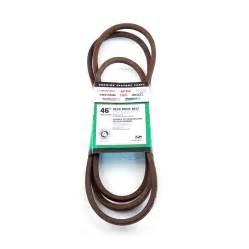shop troy bilt 46 in deck drive belt for riding lawn
