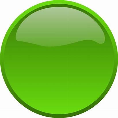 Button Round Clip Clker Clipart Svg