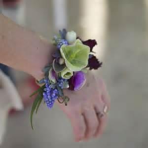 Floral Wristlet Corsage