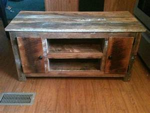 barn wood tv stand made from reclaimed barn wood media With barn board tv stand