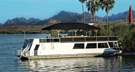 Lake Havasu Boat Rentals Rates by 72 Seeker Houseboat