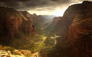Valley wallpaper