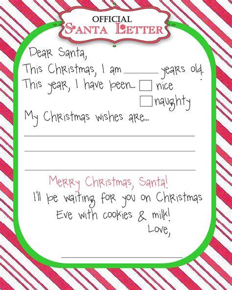 moo moos tutus manic monday freebie santa letter