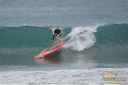 Paddle Stand Board Surf Race Sup Wipeout