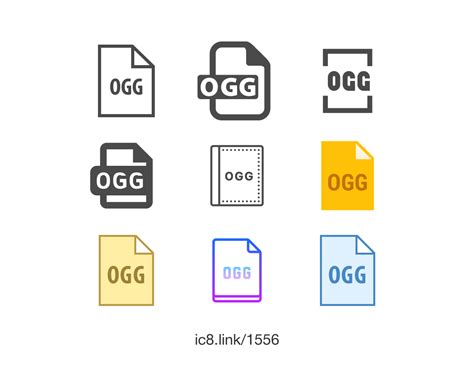 Ogg Icon  Free Download At Icons8