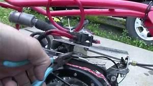 Installing Throttle In Mini Bike  The Very Best Of