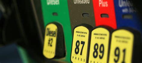 Regular, Premium, Super Gasoline