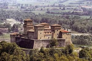 """""""Italian Castles - Castle Of Torrechiara"""" by paolo1955"""