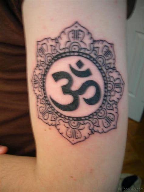 29 Elegant Om Tattoos For Arm