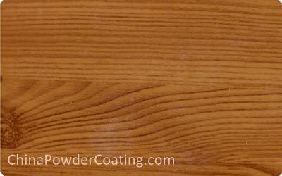 wood grain texture powder coating china supplier