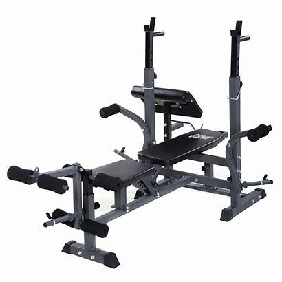 Bench Weight Lifting Exercise Incline Fitness Flat