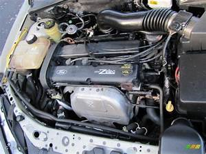 2002 Ford Focus Zts Sedan 2 0 Liter Dohc 16