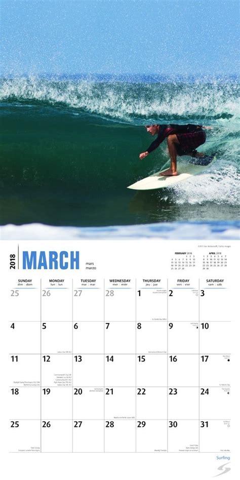 calendar surfing kalendar na posterscz