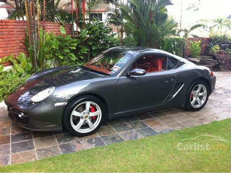 Porsche Cayman 2007 S 3.4 in Selangor Automatic Coupe Grey ...