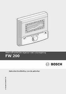 Bosch Fw 200 Central Heating Download Manual For Free Now