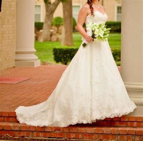 1612 Wedding Dress Tradesy