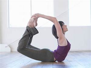 Bow Pose Helps You Bow Out Of Pain