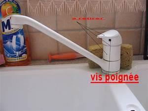 Changer Joint Mitigeur : robinet mitigeur en fuit ~ Premium-room.com Idées de Décoration