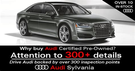 why choose a certified pre owned audi model