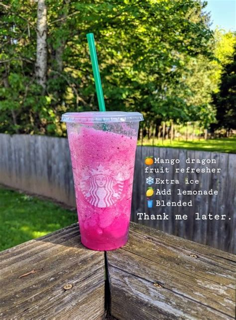 There are a couple of items on the secret menu that contain iced coffee: Super frickin good 👌 Starbucks drink secret menu recipe ...