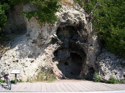devils kitchen mackinac island s kitchen cave 6690