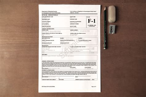 What Is An I-20 Form?