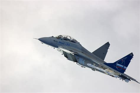 Mikoyan Mig35 Wallpapers Hd Download