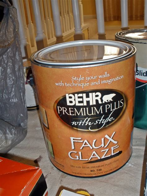 paint behr glaze to colouring home interior and exterior